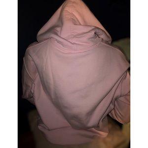 Sweaters - Pink hoodie